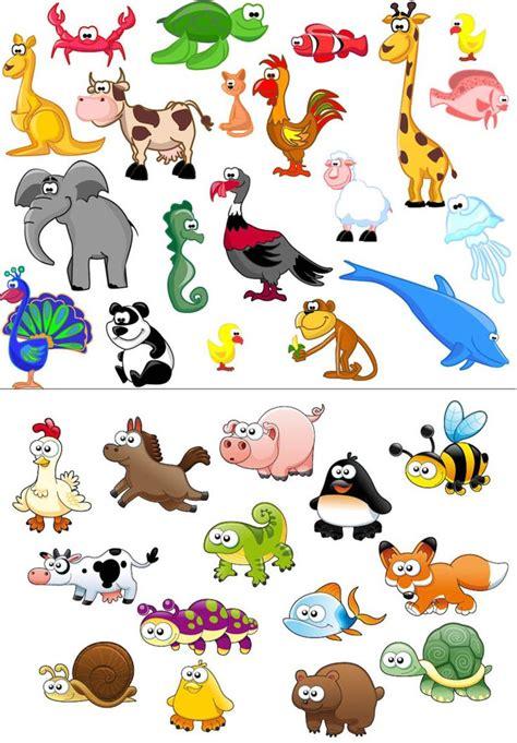 clipart cartoon animals  clip art