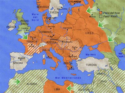 1943 - L'Europa