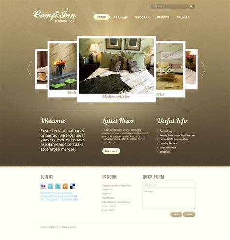 website design ideas motel accommodation hotel web design idea 05 png 1 344