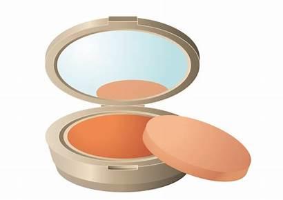 Makeup Clipart Clip Cartoon Transparent Palette Eye