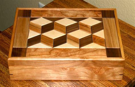 hand crafted keepsake box  cannon custom woodworking llc