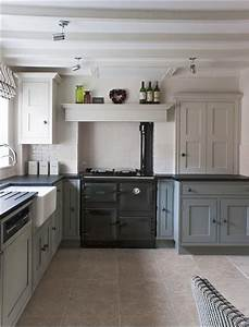 Modern Country Style: Farrow And Ball Shaded White With