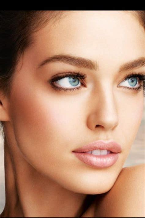 leichtes make up mandelformige augen schminken