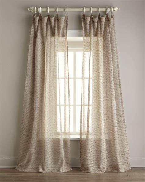 rideaux et voilages modernes en 30 idées top