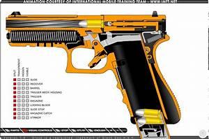 Glock 17 Animation