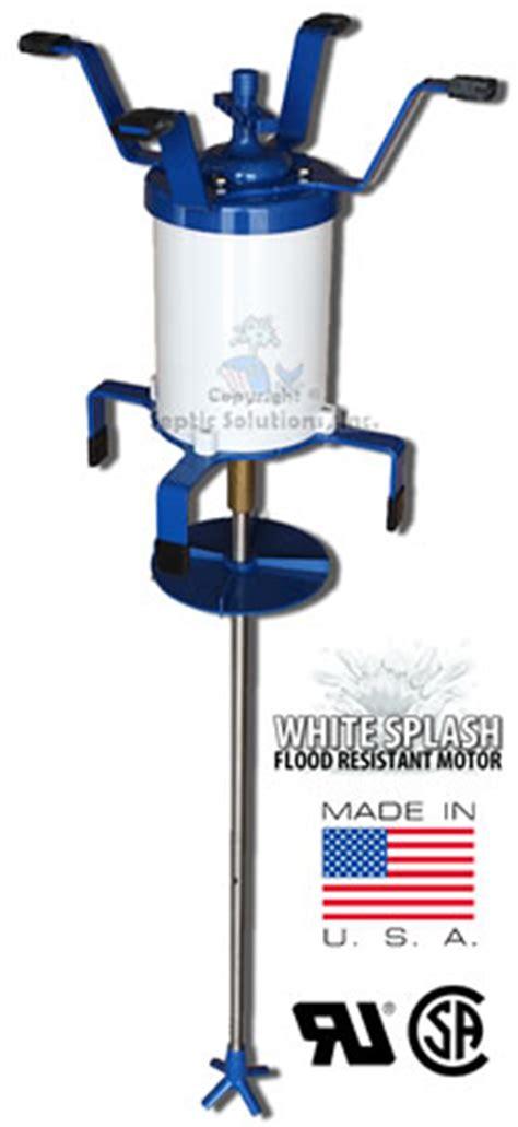 septic tank aerator ultra air model  septic tank shaft aerator