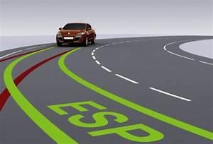 Trajectoire Automobile : d finition de esp sur le lexique automobile de kidioui ~ Gottalentnigeria.com Avis de Voitures