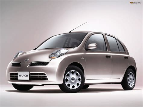 Nissan March Picture by Pictures Of Nissan March 5 Door K12c 2007 10 1280x960