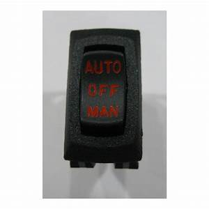 Buck Stove Auto Off Manual Rocker Switch