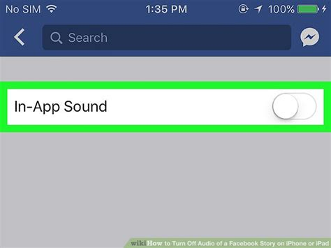 how to turn iphone sound how to turn audio of a story on iphone or