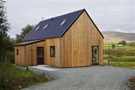 R.house, A Prefab Home For Rural Scotland