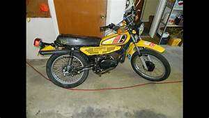 Yamaha Dt 100 Enduro Back From The Dead