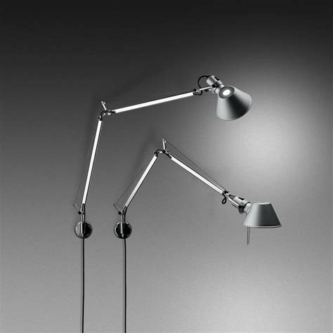 Tolomeo Applique by Tolomeo Mini Applique Murale Articul 233 E Led H57cm Aluminium