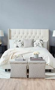 Tete De Lit Moderne : les meilleures variantes de lit capitonn dans 43 images ~ Teatrodelosmanantiales.com Idées de Décoration
