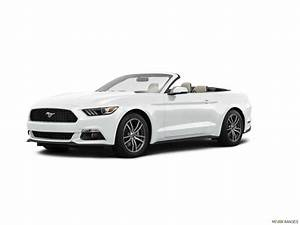 Used 2017 Ford Mustang EcoBoost Premium Convertible 2D Prices   Kelley Blue Book