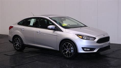ford focus sel  quincy  quirk ford