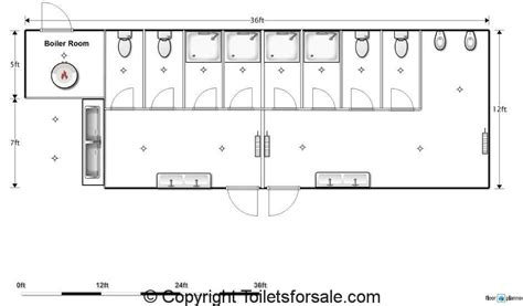 public toilet design plans in populated area toilets shower blocks for csites