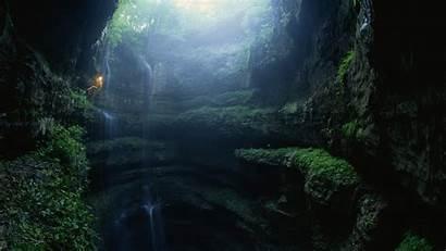 Desktop Mexico Cave Wallpapers Jungle Wallpapersafari фотография