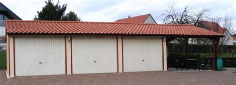 Kombinationen Garage Und Carport Übersicht