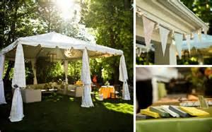 Outdoor Wedding Lighting Decoration Ideas