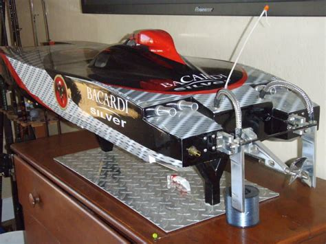 Rc Gas Boat Trim Tabs by B And E Graphix Rc Decals Radio Controlled Model Autos Post