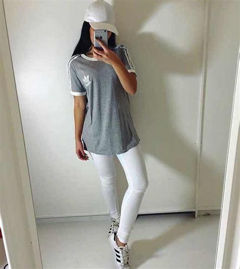 29+ Outfits con Zapatos Deportivos que te Encantaru00e1n