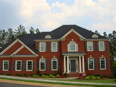 Exterior Brick Design Ideas