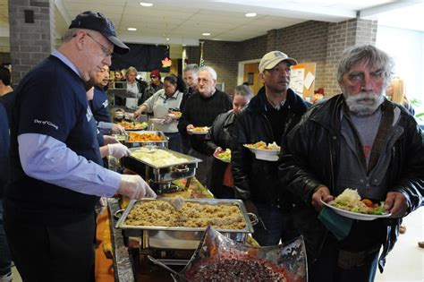 soup kitchen veterans today military foreign affairs