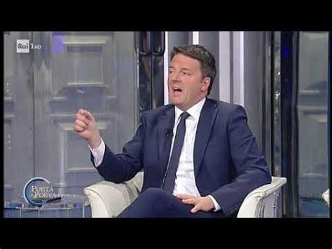 Matteo Renzi Porta A Porta by Matteo Renzi A Porta A Porta 1 176 Febbraio 2018