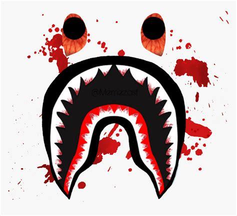 Clip Art Bape Png Transparent Bape Shark Logo Png