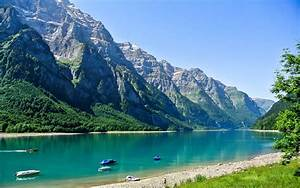 Switzerland, Scenery, Mountains, Lake, Glarus, Nature, Wallpapers, And, Photos, 414724, Wallpapers13, Com