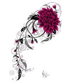 blumen design flower design by inkymel sketch club ideas top picks