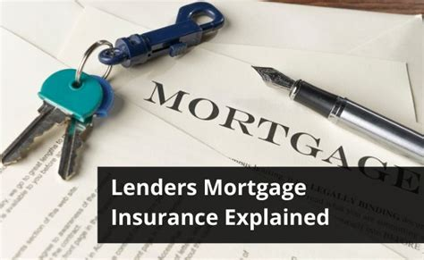 Lenders mortgage insurance (lmi) applies when you buy a property without 20% deposit. Lenders Mortgage Insurance (L.M.I.) - Explained - Robina First National Real Estate Education Centre
