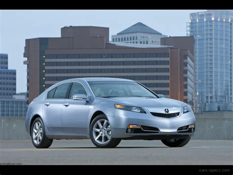 Acura Tl 2012 Price by 2012 Acura Tl Sedan Specifications Pictures Prices
