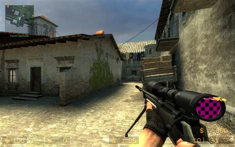 Unfolded Stands. World/sounds For Counter-strike Source
