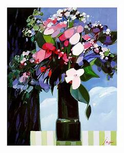 Blumen Im Juli : jean brissoni juli blumen poster kunstdruck bei ~ Lizthompson.info Haus und Dekorationen