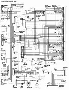 1991 Buick Park Avenue Engine Diagram Wiring Schematic