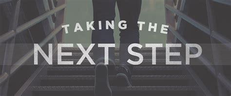 Next Steps - Enon Church