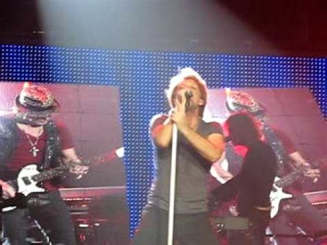 Loves The Only Rule Bon Jovi Las Vegas Mar Youtube