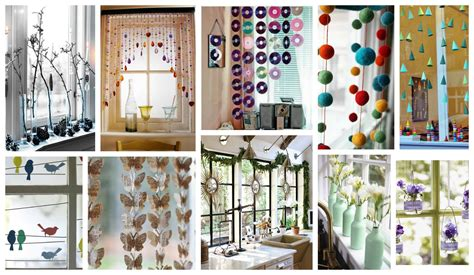 Eyecatching Diy Window Decorations That Will Amaze You