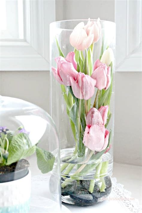 Flowers In Vases Ideas by Modern Tulip Arrangement Ideas For
