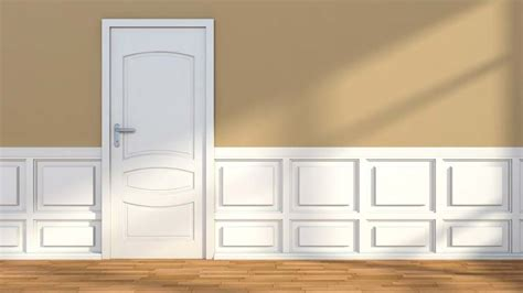 Drywall Wainscoting by Wainscoting For Interior Walls