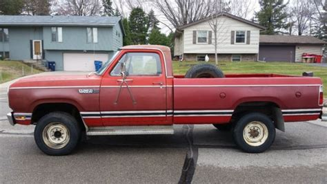 1979 Dodge W200 Power Wagon