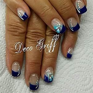 Modele Ongle Gel : ongle en gel peinture acrylique ongles ~ Louise-bijoux.com Idées de Décoration