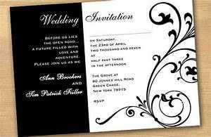 pink wedding invitations online wedding invitations With black and white wedding invitations free download
