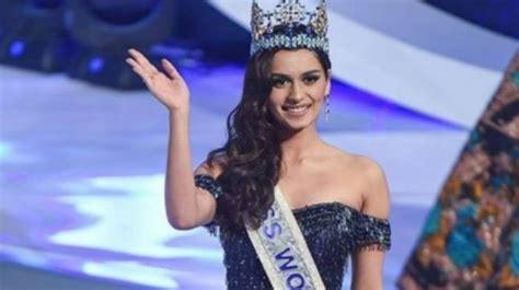 manushi chhillar talks   journey  crowning