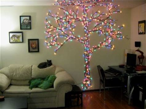 string wall tree a string tree wall mural to liven up your walls