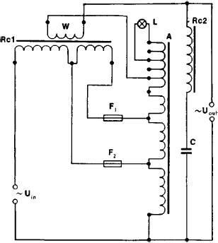 Thrifty Voltage Regulator Wiring Diagram