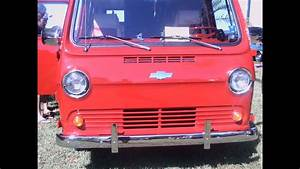 1964 Chevy G10 Van Custom Red
