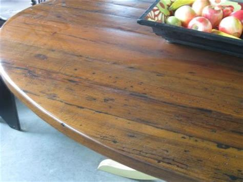 Custom Rustic Round Kitchen Table By Ecustomfinishes